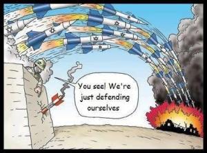 israel-gaza-rockets