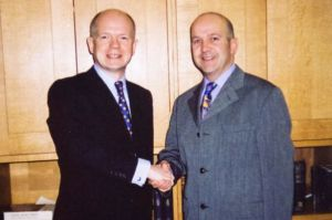 Anthony-Gilberthorpe-and-William-Hague