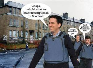 labour achievements glasgow