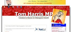 Tom Harris Labour MP