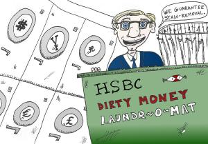 hsbc-money-laundering-scandal-cartoon-optionsclick-blogart