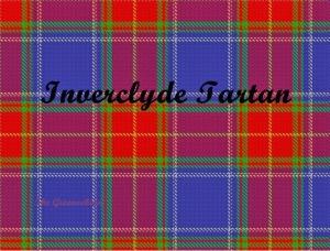 Inverclyde Tartan 1b