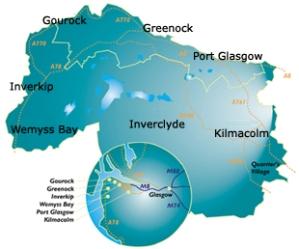 Inverclyde_Map