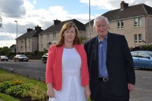 shotts-mp-pamela-nash-and-fortissat-councillor-and-depurty-provost-of-north-lanarkshire-jim-robertson-concerned-at-power