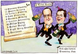 12-days-of-a-privileged-christmas-david-cameron-george-osborne-political-cartoon-550