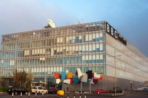 BBC Scotland, Pacific Quay, Glasgow