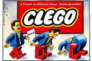 Clegg Times cartoon