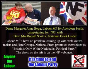 labour & National Front