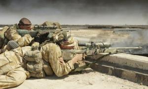 british sharpshooters snipers marksmen rifles war smoke soldier none 3008x1824 wallpaper_www.wall321.com_52