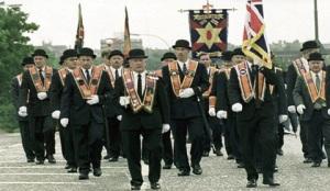 orange march