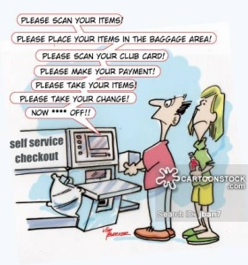 Supermarket Self Service Checkout