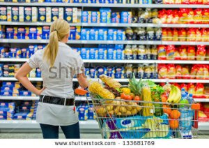stock-photo-a-woman-is-overwhelmed-with-the-wide-range-in-the-supermarket-when-shopping-133681769