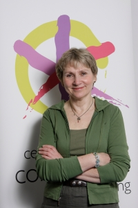 Carol Craig, author of 'The Tears That Made The Clyde' and Chief Executive of the Centre for Confidence and Well-Being in Glasgow.