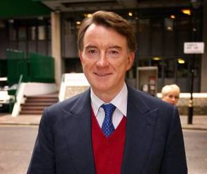 Peter Mandelson Mellowing