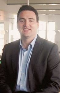 Gregor Poynton, UK political director of American firm Blue State Digital
