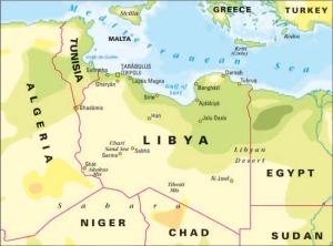 libya-map