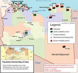 libya mapdg