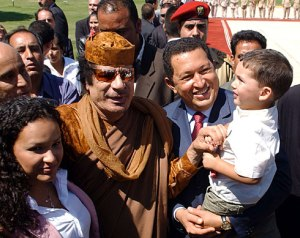 Qaddafi_Chavez_Tripoli_060306_by_AFP_Getty1