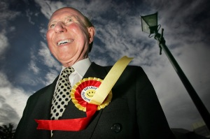 Veteran Politician and former Lord Provost of Glasgow Pat Lally