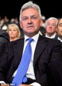 International Development Minister Alan Duncan