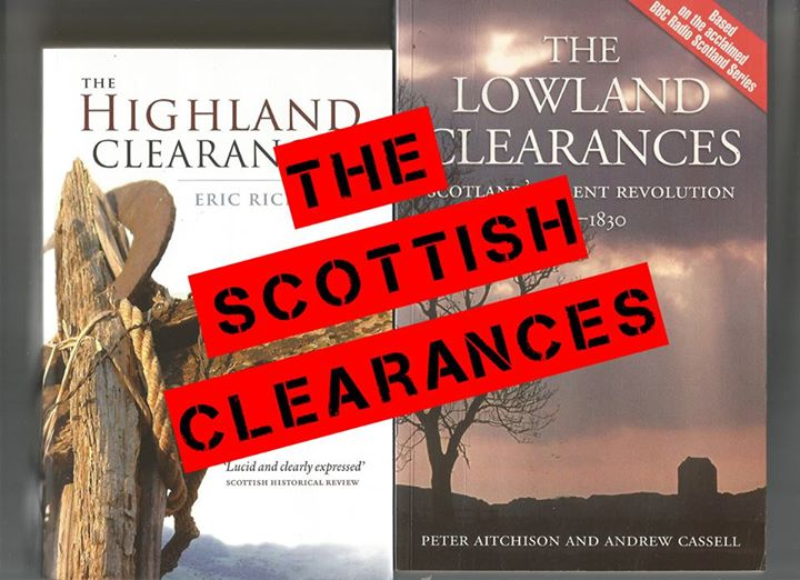 Image result for lowland clearances images