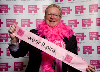MSP's 'Wear It Pink' for Breast Cancer Campaign 2009