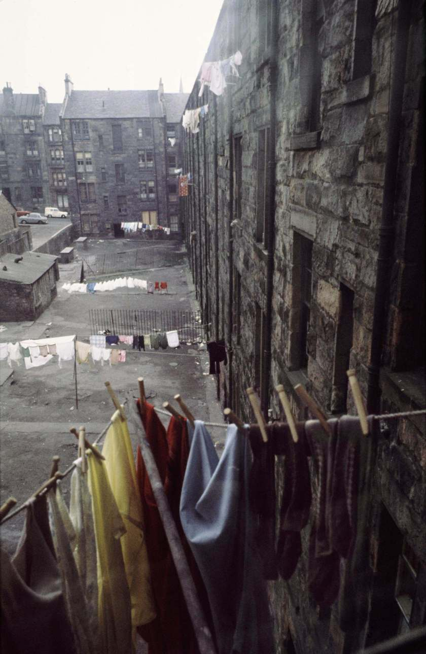 View-from-kitchen-window-of-Maryhill-tenements.1970