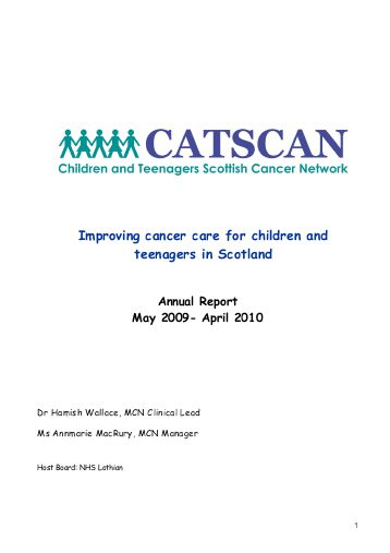 improving-cancer-care-for-children-and-teenagers-in-scotland