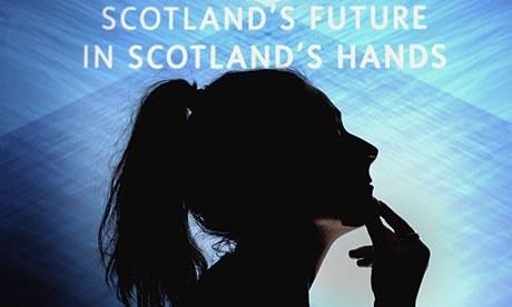 Scottish Referendum Yes Campaign Headquarters