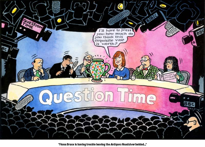 Image result for bbc question time cartoon