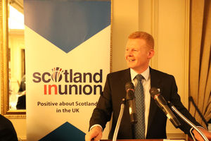 Image result for alastair cameron scotland in union