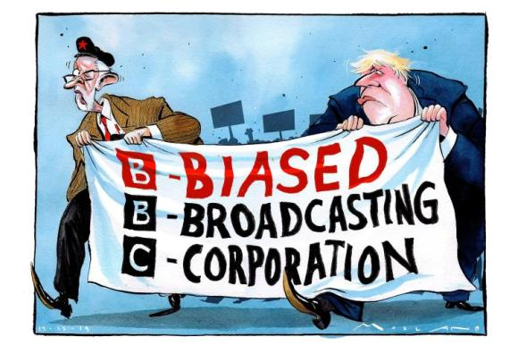 Is the BBC biased?: Complaints from both sides.